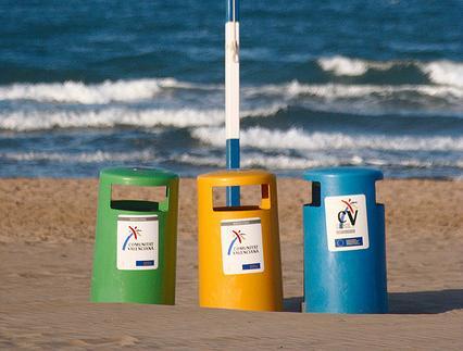 Ahorro de energía con el reciclaje