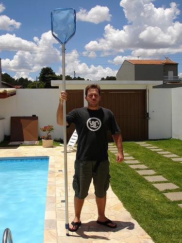 Ahorro de energ a en la piscina ahorro de energ a for Polvo en la piscina