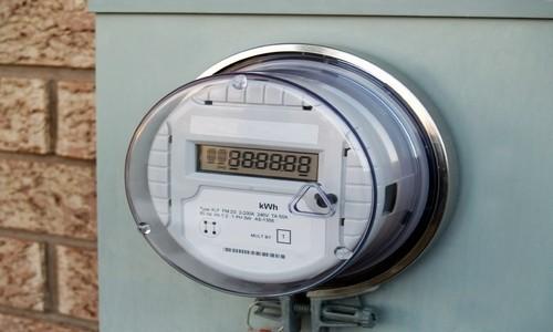 Ahorro de energía y dinero con contadores digitales
