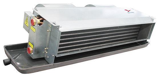 Ahorro en energía con los Fan Coil de agua
