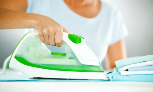 planchar la ropa