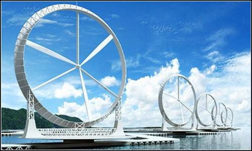 Cuáles son las características del  generador eólico Wind Lens