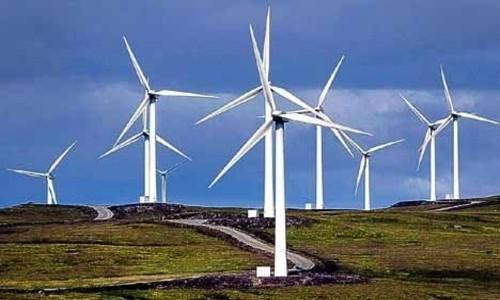 Qué son las granjas de viento