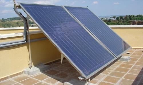 Qué son los colectores de energía solar