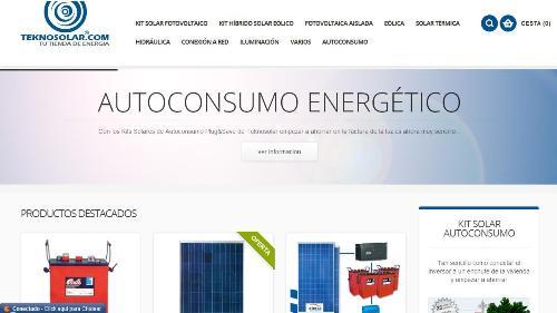 Teknosolar te equipa la casa para el ahorro en energía